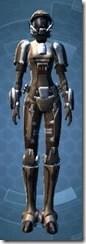 Outlander Soldier - Female Front