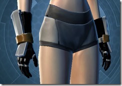 Overwatch Captain Gauntlets
