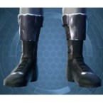 Ribbed Footgear [Tech] (Imp)