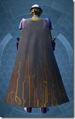 Apex Sovereign Dyed Back