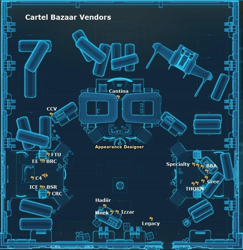 TOR Fashion | Cartel Bazaar Vendors