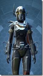 Commander Vizla - Female Close