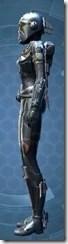 Commander Vizla - Female Left