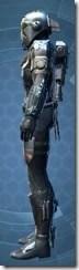Commander Vizla - Male Left
