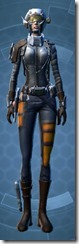 Duststorm Survivor - Female Front