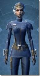 Fieldtech Operator - Female Close