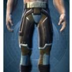 Heavy Exoskeletal Greaves [Force] (Pub)