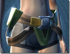 Vile Hunter Belt
