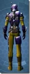 Wasteland Raider Dyed Back