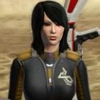 Jetz'Scheppert's Risha Drayen - Jedi Covenant