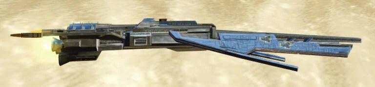 Model Eternal Flagship Side