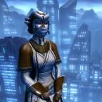 Phaedrea's Nadia Grell – The Harbinger