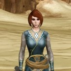 Devinnul's Kira Carsen - The Harbinger