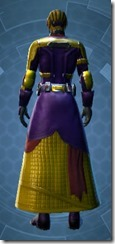 Nightlife Operative Dyed Back