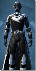 Nightlife Operative - Male Close