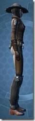 Outer Rim Gunslinger - Female Right