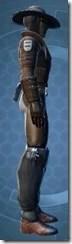 Outer Rim Gunslinger - Male Right