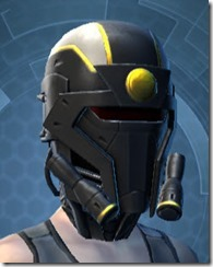 Ruthless Scion Helmet
