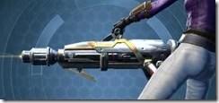 Eternal Champion's Autocannon Left