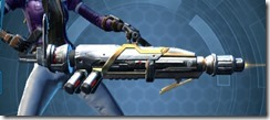 Eternal Champion's Autocannon Right