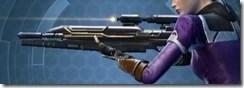Eternal Champion's Blaster Rifle Left