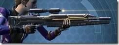Eternal Champion's Blaster Rifle Right