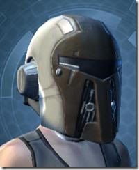 Eternal Conqueror Boltblaster Helmet