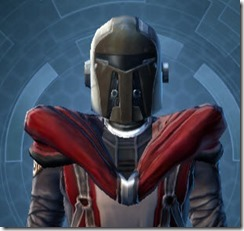 Eternal Conqueror Boltblaster Hides Hood