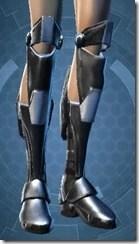 Eternal Conqueror Bulwark Boots