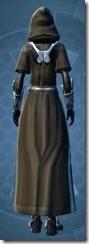 Eternal Conqueror Bulwark - Female Back