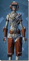Artifact Seeker - Female Close