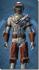 Artifact Seeker - Male Close