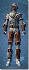 Artifact Seeker - Male Front