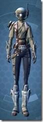 Desert Scavenger - Female Front