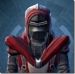 Frenzied Warrior Doesn't Hide Hood
