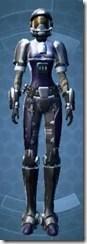 Midnight Racer - Female Front