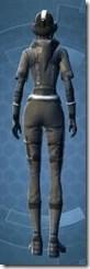 Rune Seeker - Female Back