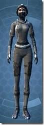 Rune Seeker - Female Front