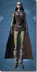 Sanguine Commando - Female Front