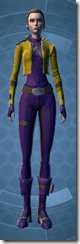 Secret Agent Dyed Front