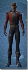 Secret Agent - Male Front