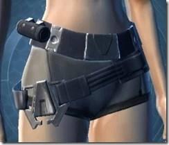 Security Soldier Belt