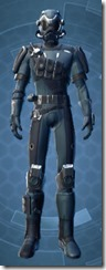 Security Soldier - Male Front