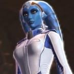Imma Shepperts' Vette – Jedi Covenant
