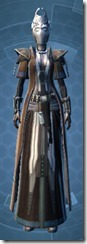 Crystalline Force-Lord's MK-3 - Female Front