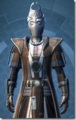 Crystalline Force-Lord's MK-3 - Male Close