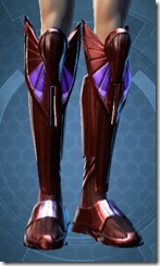 Dread Enforcer Boots