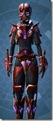 Dread Enforcer - Female Close