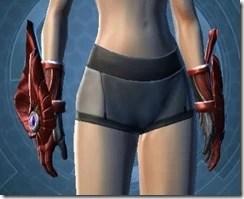 Dread Enforcer Gauntlets