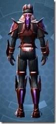 Dread Enforcer - Male Back